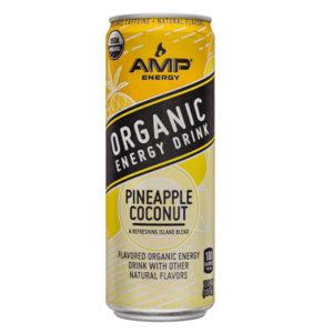 amp organic pineapple