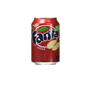 fanta apple juice
