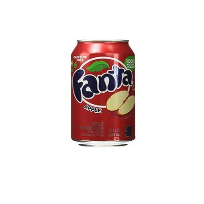 fanta apple juice