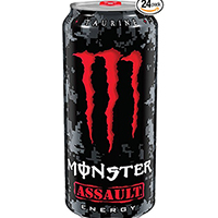 monster assault is best energy drink