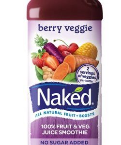 naked berry veggie gives more vitamins