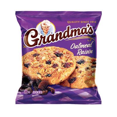 grandmas oatmeal cookies